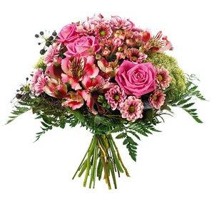att skicka blommor